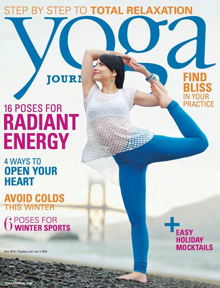 elinore cohen yoga yoga journal december 2013. Black Bedroom Furniture Sets. Home Design Ideas